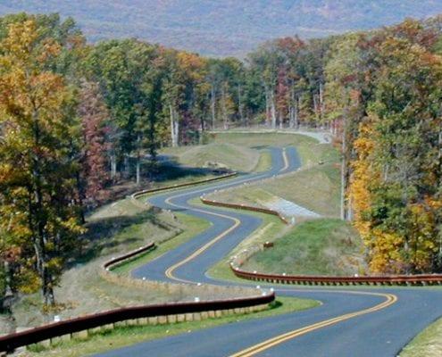 Shenandoah state park road trip