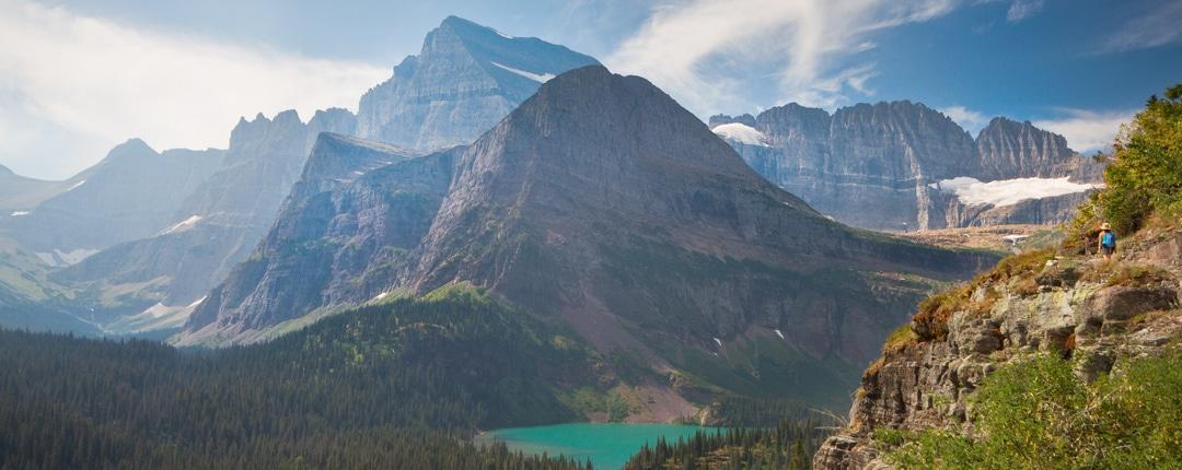 Grand Teton to Glacier National Park Road Trip