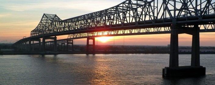 Mississippi River Road Trip