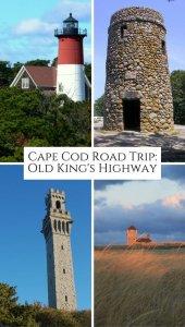 Cape Cod Road Trip in Massachusetts