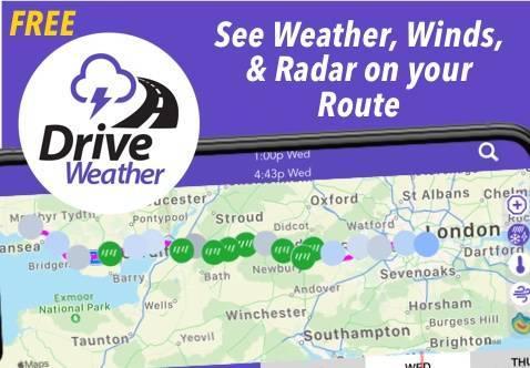 Drive Weather UK